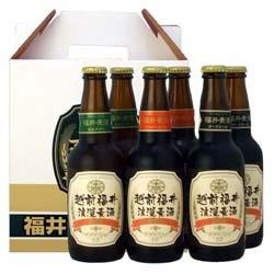 画像1: 越前福井浪漫ビール 6本セット