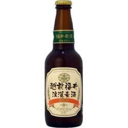画像1: 越前福井浪漫ビール ピルスナー330ml