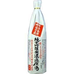 画像1: 越の磯 純米吟醸 無濾過原酒 720ml